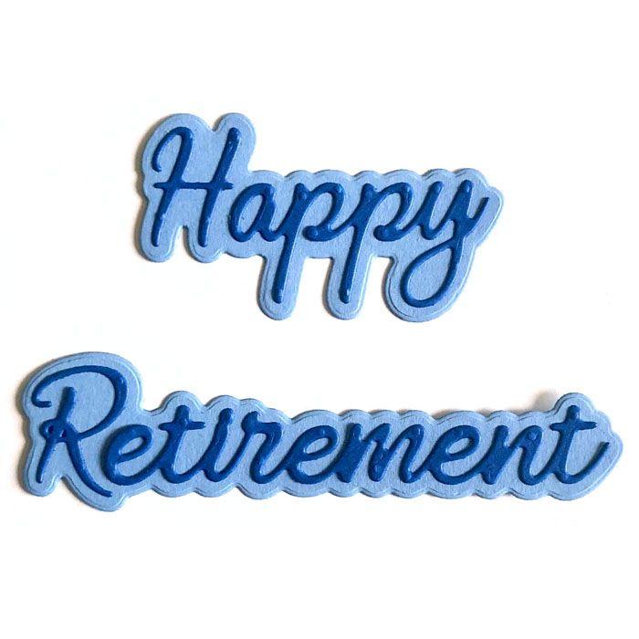 Happy Retirement 2020 Dies